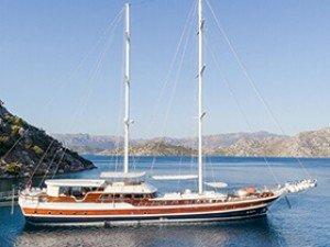 Halcon Del Mar Goélette Yacht
