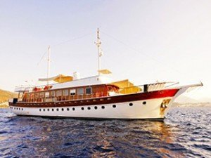 Halis Temel Goélette Yacht