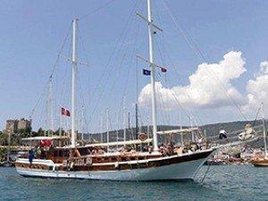 Hestia Goélette Yacht