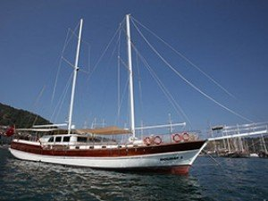 Holiday 5 Goélette Yacht