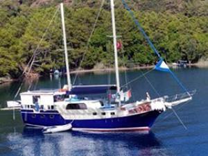 Icarus Goélette Yacht