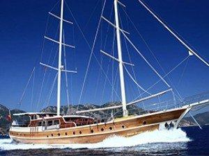 Junior Orcun Goélette Yacht