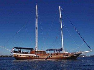Kadena Goélette Yacht