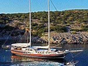 Kanaryam Goélette Yacht