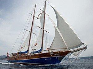 Kugu 1 Goélette Yacht