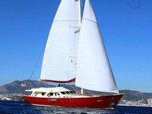 Lady Daisy Goélette Yacht