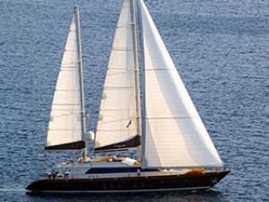 L`Aquila Goélette Yacht