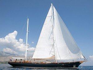 Lauran Goélette Yacht