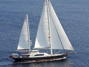 Levantin Goélette Yacht