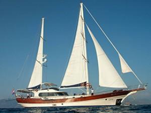 Lotus Goélette Yacht