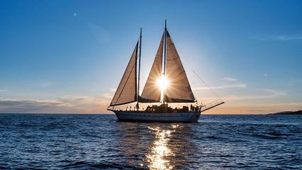 Luopan Yacht à voile