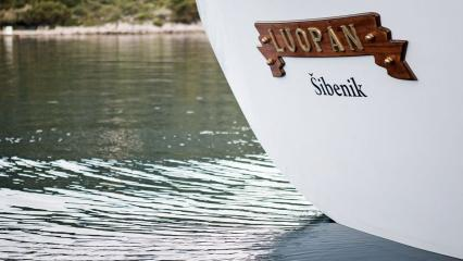 Yacht à voile Luopan