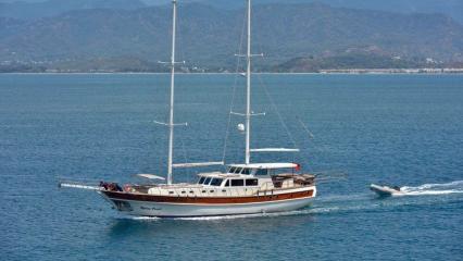 Lycian Pearl Goélette
