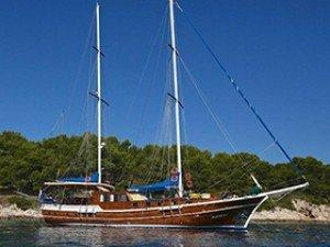 Malena Goélette Yacht
