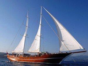 Mare Nostrum Goélette Yacht