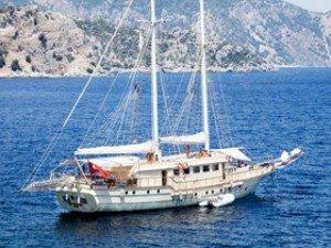 Memo Goélette Yacht
