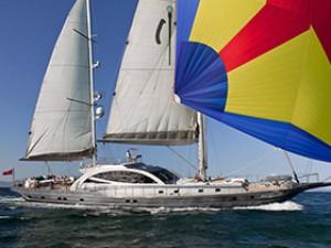 Merlin Goélette Yacht