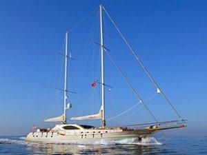 Miss B Goélette Yacht