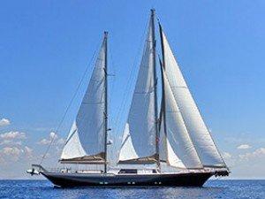 Moss Goélette Yacht