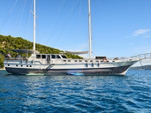 Nautilus Goélette Yacht