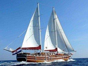 Nostra Vita Goélette Yacht