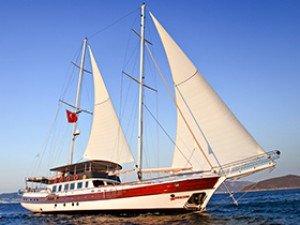 Oguzbey Goélette Yacht