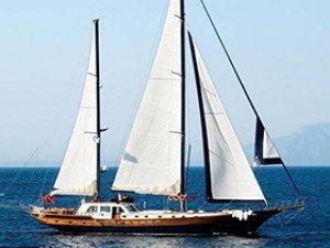 Papa Joe Goélette Yacht