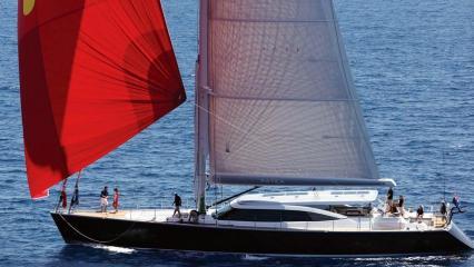 Patea Yacht à voile