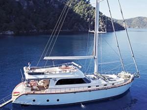 Perdue Goélette Yacht
