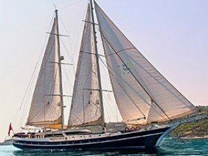 Perla Del Mar 2 Goélette Yacht
