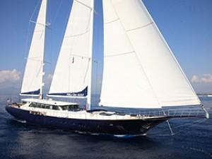 Perla Del Mare Yacht à voile