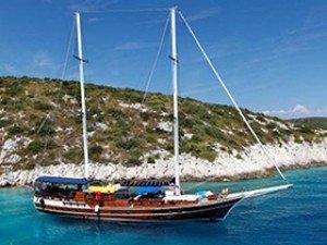 Perla Goélette Yacht