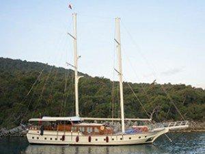 Pina Goélette Yacht