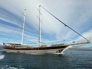 Prenses Selin Goélette Yacht