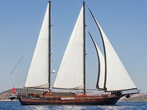 Princess Karia 2 Goélette Yacht