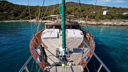 Goélette Queen of Adriatic