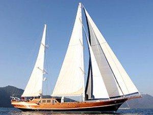 Queen of Datca Goélette Yacht