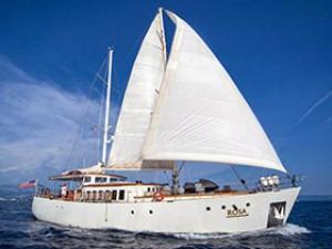 Rosa Goélette Yacht
