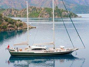 Sailing Nour Goélette Yacht