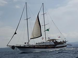 San Goélette Yacht