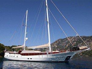 Schatz Goélette Yacht