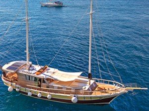 Sedna Goélette Yacht