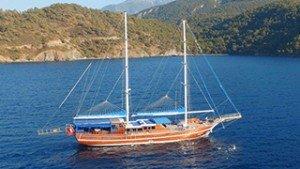 Semercioglu 4 Goélette Yacht