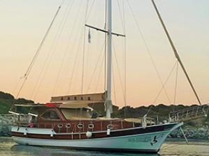 Sidelya Goélette Yacht