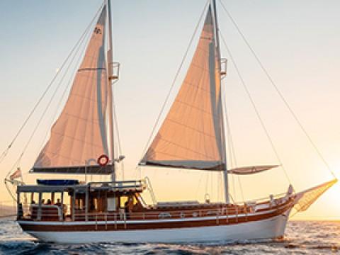 Slano Goélette Yacht