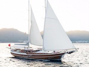S.Nur Taylan Goélette Yacht