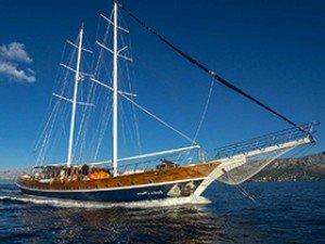 Stella Maris Goélette Yacht