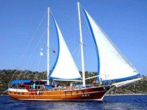V-Go Goélette Yacht