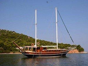 Villa Grade Goélette Yacht