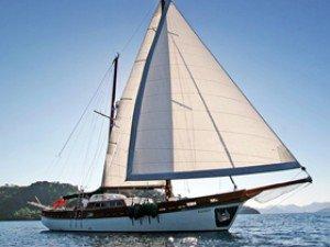Vongole Yacht à voile